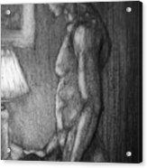 Incandescent Acrylic Print
