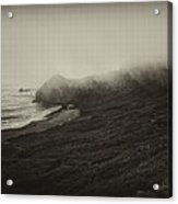 Incoming Fog Acrylic Print