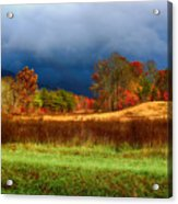Incoming Storm Acrylic Print