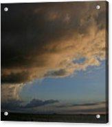 Incoming Weather Acrylic Print