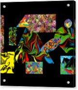 Incubus Acrylic Print