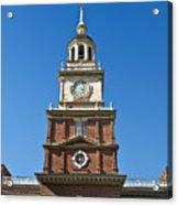 Independence Hall Acrylic Print