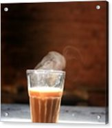 Indian Chai Acrylic Print