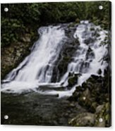 Indian Creek Falls 1 Acrylic Print