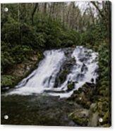 Indian Creek Falls 2 Acrylic Print