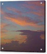 Indian River Sunset Acrylic Print
