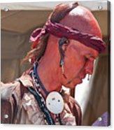 Indian Viii  6740 Acrylic Print