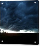 Indiana Storm Front Acrylic Print