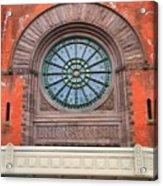 Indianapolis Union Station Building Acrylic Print