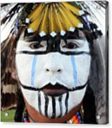 Indigenous People Canada 3 Acrylic Print