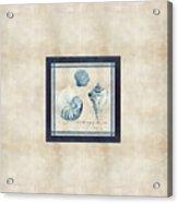 Indigo Ocean - Song Of The Sea Acrylic Print