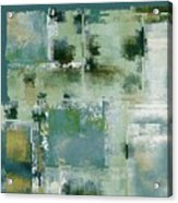 Industrial Abstract - 17t Acrylic Print