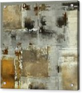 Industrial Abstract - 24t Acrylic Print