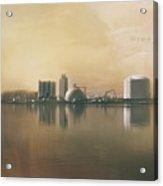 Industrial Park  Acrylic Print
