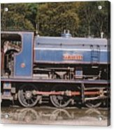 Industrial Steam Engine Acrylic Print