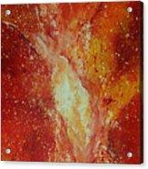 Inferno Acrylic Print