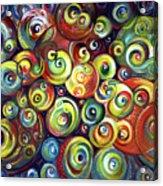 Infinite Cosmic - Abstract Acrylic Print