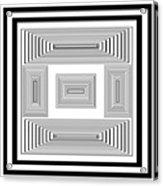 Infinite Maze 2 Acrylic Print