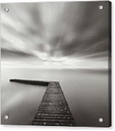 Infinite Vision Acrylic Print by Doug Chinnery