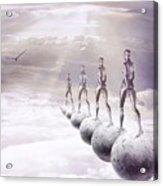 Infinity Acrylic Print