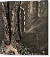 Infinity Queen Acrylic Print