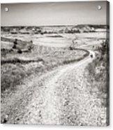 Infinity Road To Santiago Acrylic Print