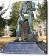 Inland Northwest Vietnam Veterans Memorial Acrylic Print