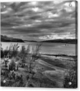 Inland Sea At Skye Acrylic Print