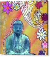 Inner Bliss Acrylic Print