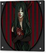 Inner Demon Acrylic Print