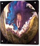 Inner Flame Acrylic Print