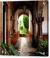 Inner Garden Acrylic Print