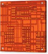 Inner Glow Acrylic Print