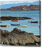 Inner Hebrides Transportaion Acrylic Print