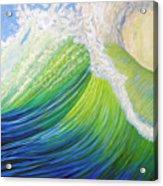Inner Ocean - Exaltation Acrylic Print