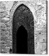 Inner Sanctum Fuerty Church Roscommon Ireland Acrylic Print