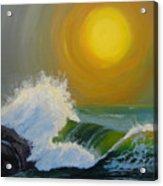 Inner Tide Acrylic Print
