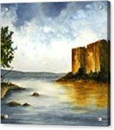 Innischonnel Castle Acrylic Print