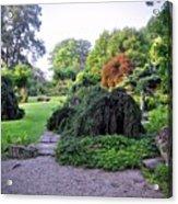 Innisfree Gardens Acrylic Print