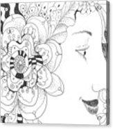Innocence And Experience Acrylic Print