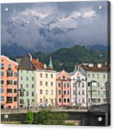Innsbruck Acrylic Print