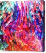 Insane In The Membrane Acrylic Print