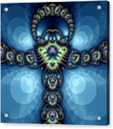 Insect Queen Acrylic Print