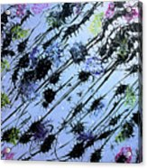Insects Loathing - V1lllt54 Acrylic Print