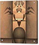 Insectum Acrylic Print