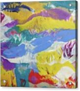 Insemination Acrylic Print