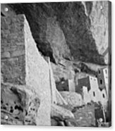 Inside Cliff Palace #2 Acrylic Print