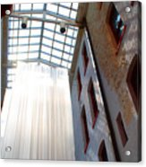 Inside Or Out Acrylic Print