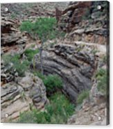 Inside The Grand Canyon 03 Acrylic Print