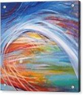 Inside The Rainbow Acrylic Print